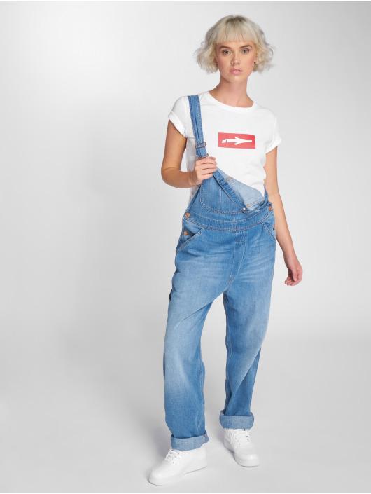 Illmatic T-shirts LOGO hvid