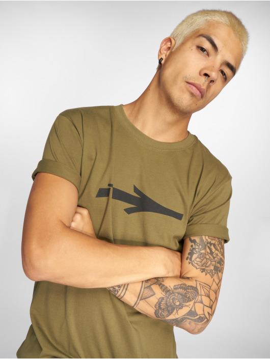Illmatic T-shirts Nerv oliven