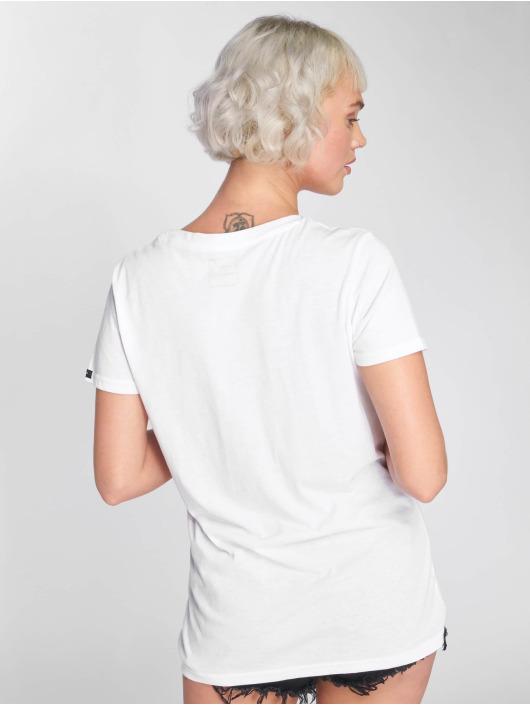 Illmatic T-skjorter Peppy hvit