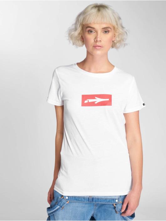 Illmatic T-skjorter LOGO hvit