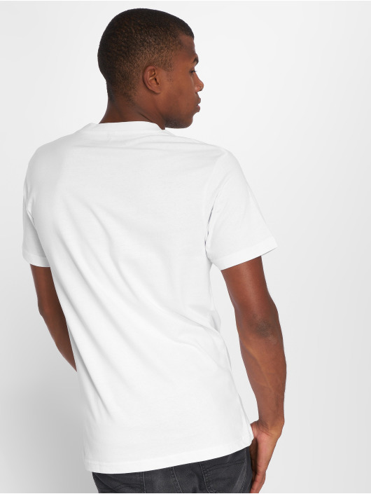Illmatic T-skjorter Smalls hvit