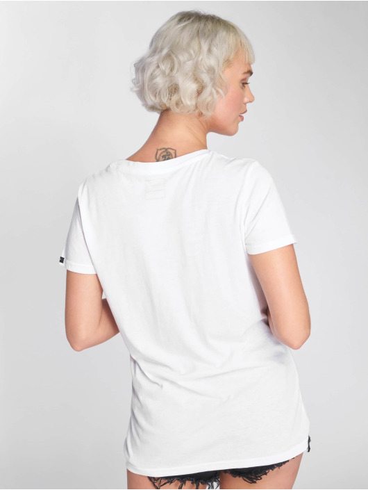 Illmatic Tričká Peppy biela
