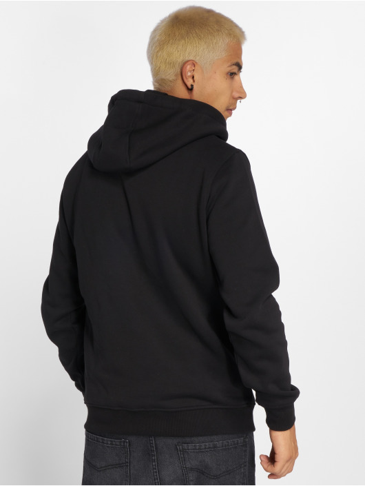 Illmatic Zip Hoodie Smalls svart