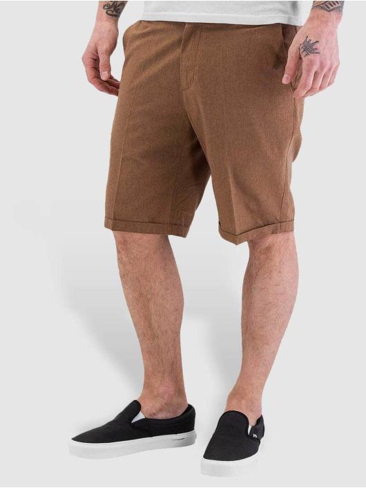 Iriedaily Shorts Golfer Chambray braun