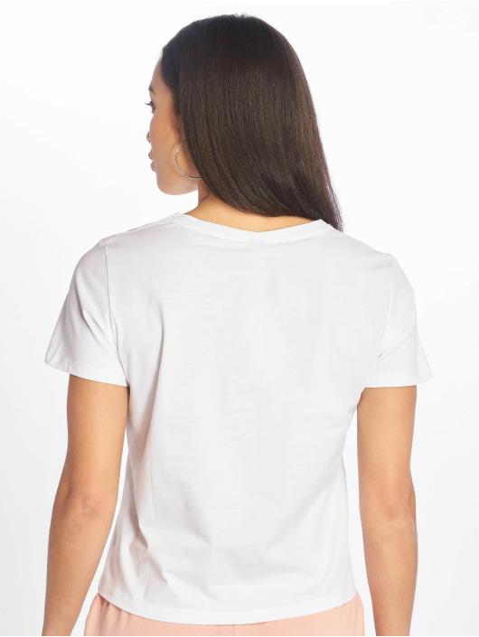 Iriedaily T-Shirt Rainbow Mini weiß