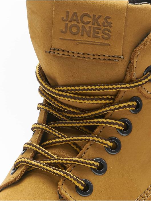 Jack & Jones Čižmy/Boots jfwTubar Nubuck žltá