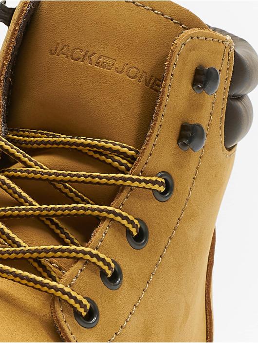 Jack & Jones Čižmy/Boots jfwStoke hnedá
