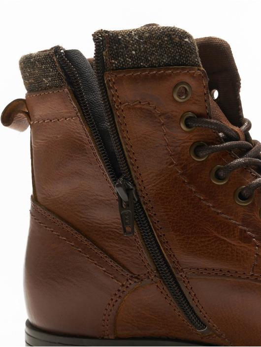 Jack & Jones Čižmy/Boots jfwMarly hnedá