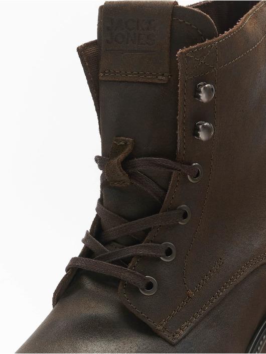 Jack & Jones Čižmy/Boots jfwBallard Vintage hnedá