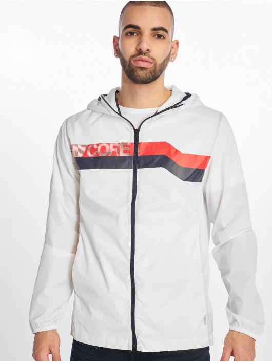 Jack & Jones Демисезонная куртка jcoStone белый