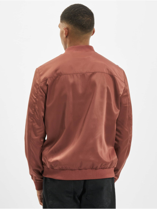 Jack & Jones Демисезонная куртка jprBlajosh коричневый