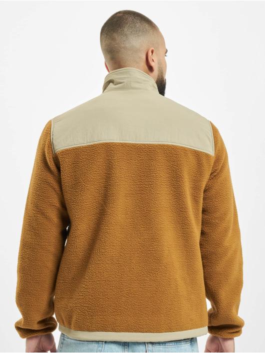 Jack & Jones Демисезонная куртка jorEddy коричневый