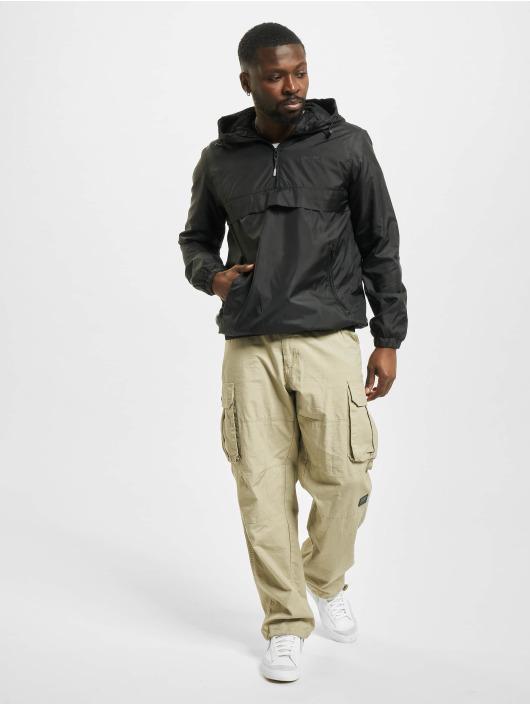 Jack & Jones Демисезонная куртка jjHunter Light черный