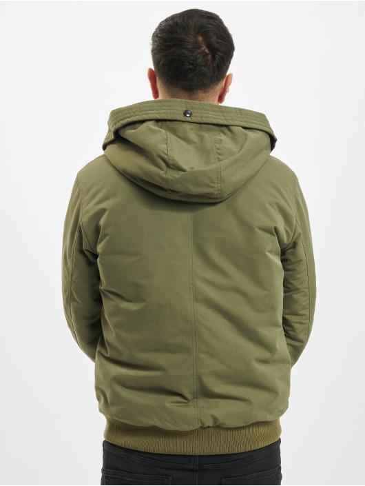 Jack & Jones Зимняя куртка jprBluwetland оливковый
