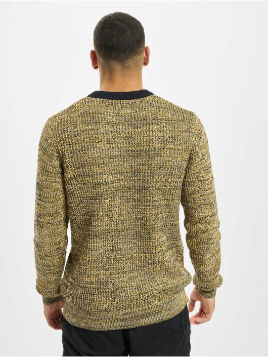 Jack & Jones Пуловер jorWoods желтый