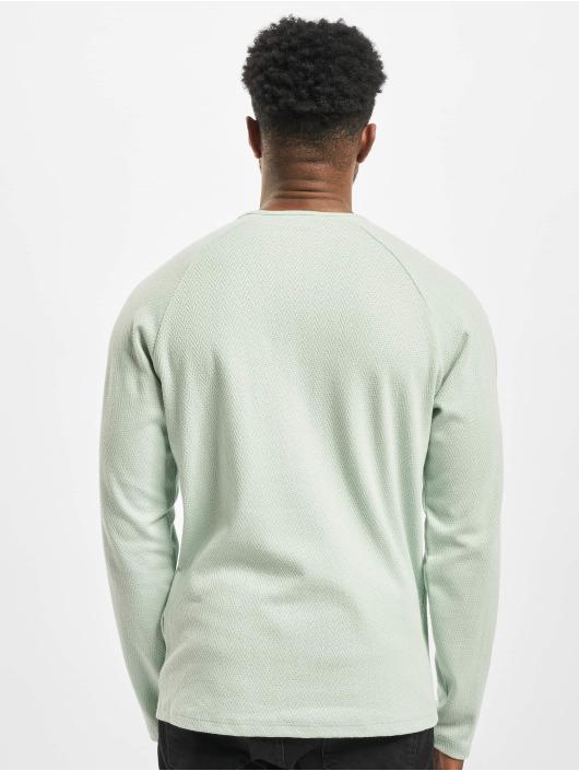 Jack & Jones Пуловер jprLogan Bla. зеленый