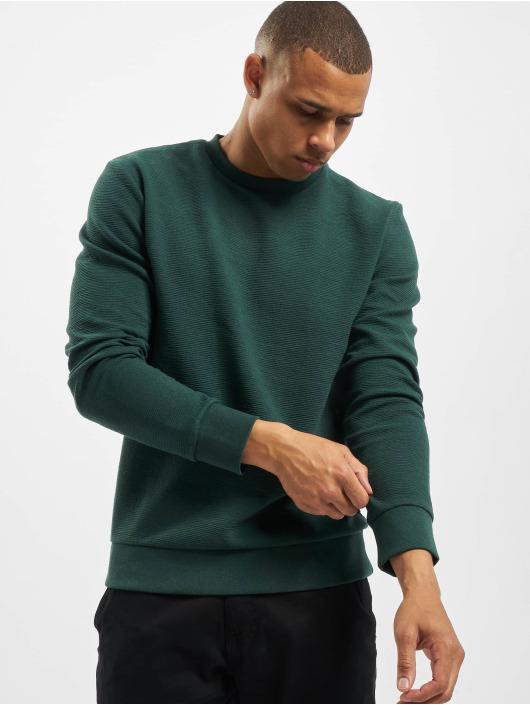 Jack & Jones Пуловер jcoStructure зеленый