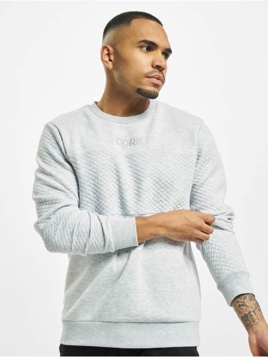 Jack & Jones Пуловер jcoVettel серый