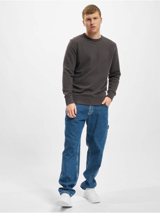 Jack & Jones Пуловер Jjeorganic серый