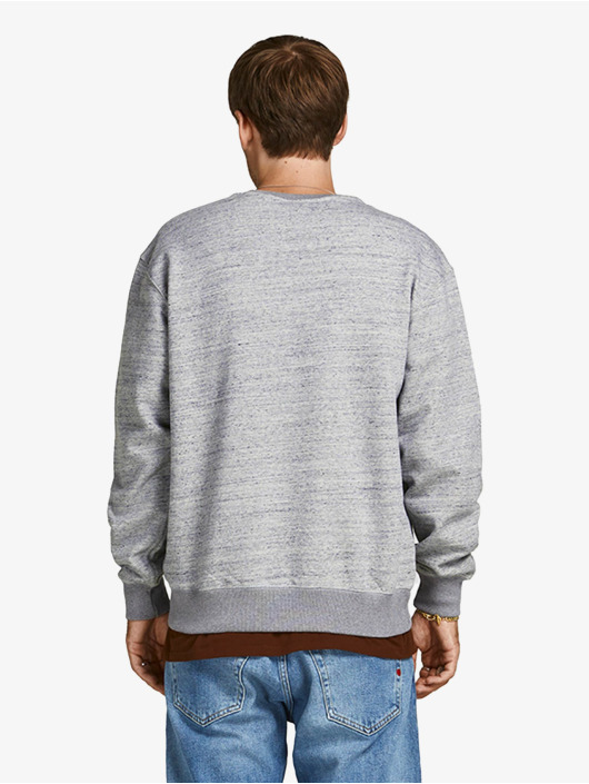 Jack & Jones Пуловер Jprbludan серый