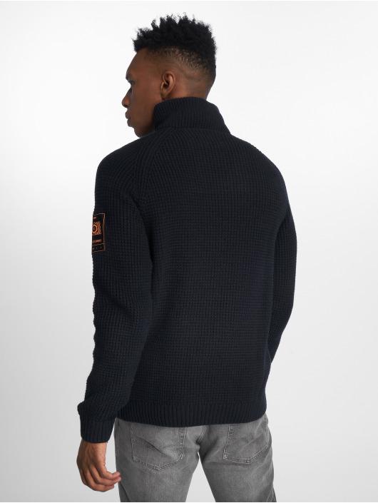 Jack & Jones Пуловер jcoMemphis синий