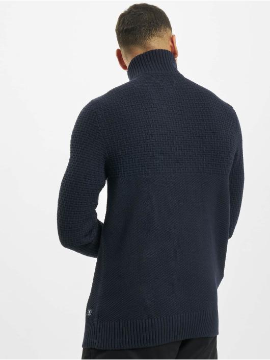 Jack & Jones Пуловер jprBlucarlin синий