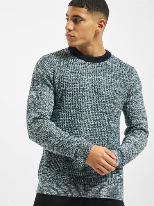 Jack & Jones Пуловер jorWoods синий