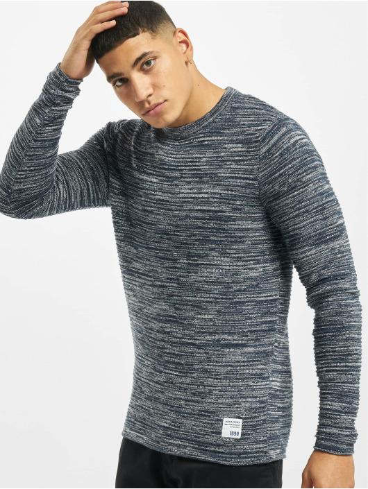 Jack & Jones Пуловер jj30Marlon синий