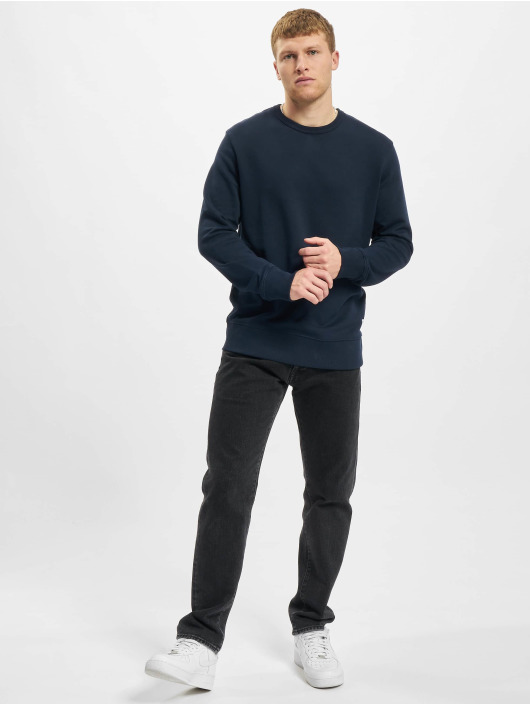 Jack & Jones Пуловер Jjeorganic синий