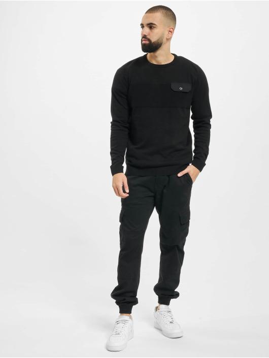 Jack & Jones Пуловер jcoHimalaya Knit черный