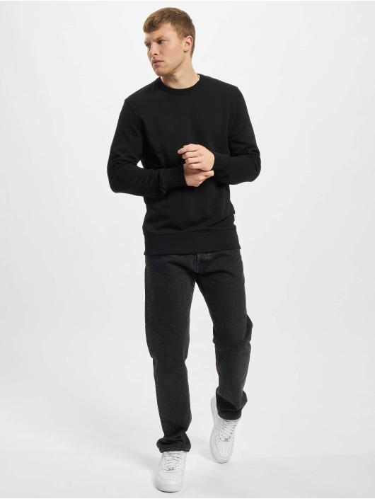 Jack & Jones Пуловер Jjeorganic черный