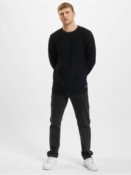 Jack & Jones Пуловер Jjewind Knit черный