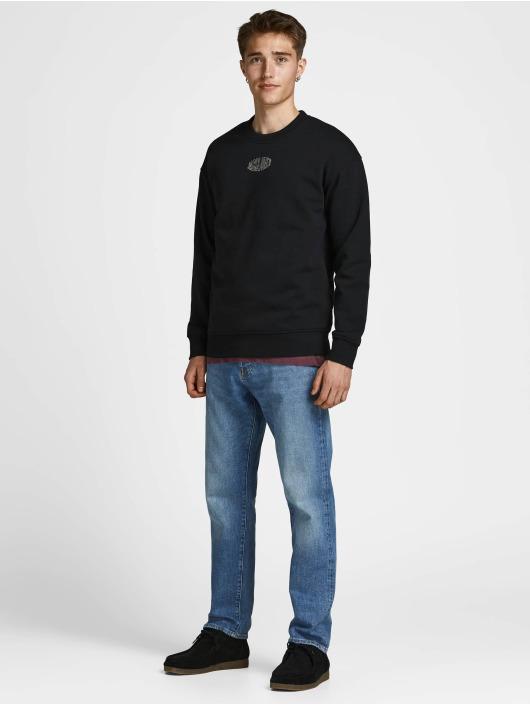 Jack & Jones Пуловер Jorworld черный