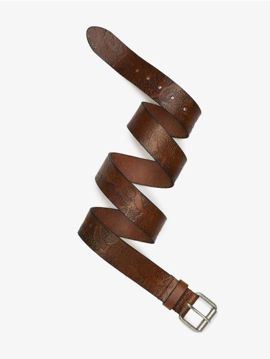 Jack & Jones Ремень jacBerlin коричневый