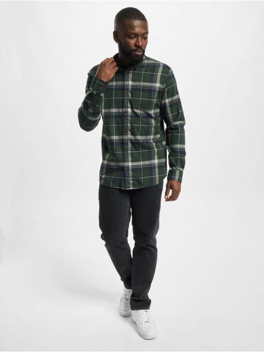 Jack & Jones Рубашка Jjeclassic Denver зеленый