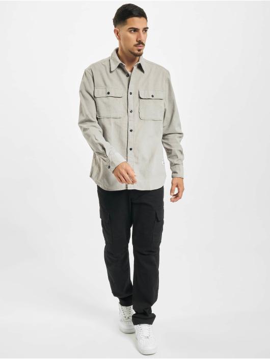 Jack & Jones Рубашка jj30Cpo серый