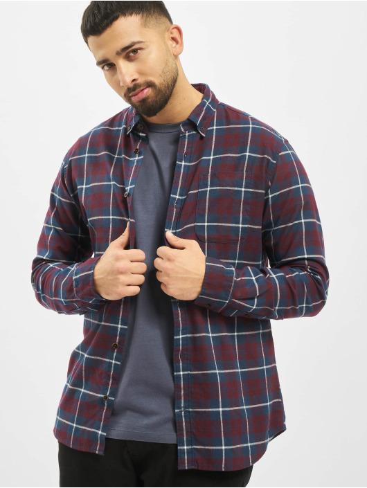 Jack & Jones Рубашка Jjewashington синий