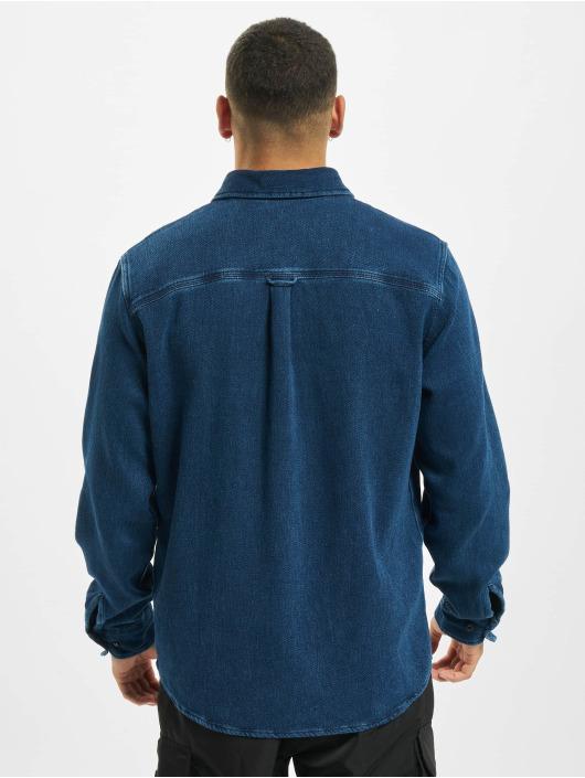 Jack & Jones Рубашка jj30Cpo синий