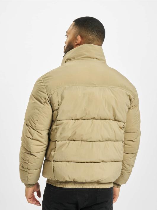 Jack & Jones Стеганая куртка jorSpector бежевый