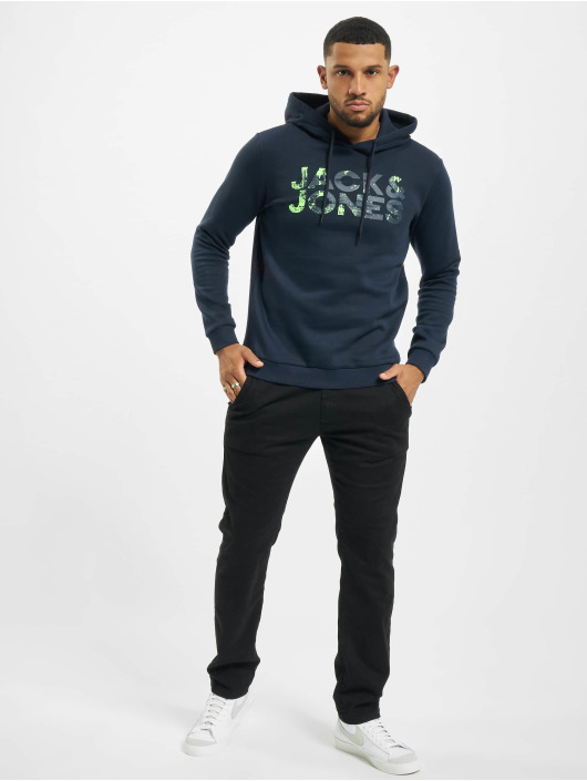 Jack & Jones Толстовка jSplash синий