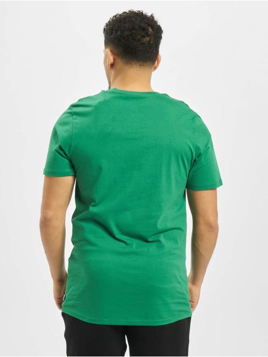Jack & Jones Футболка jjePocket O-Neck Noos зеленый