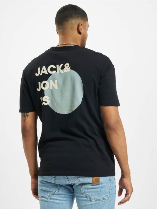 Jack & Jones Футболка jjAarhus черный