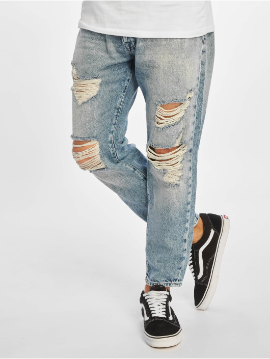 Jack & Jones Antifit jjiFrank jjLeen modrá