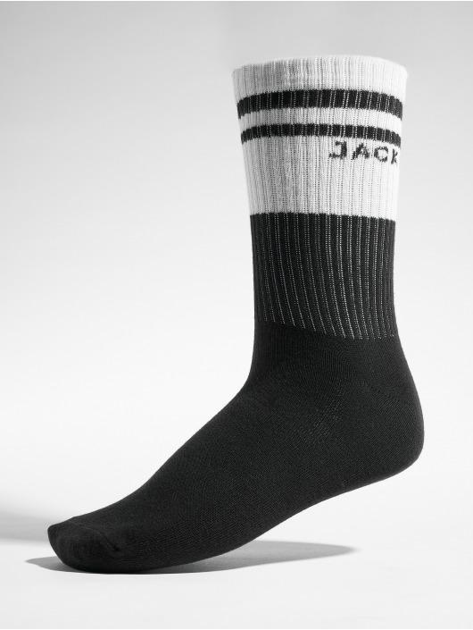 Jack & Jones Badesko/sandaler jfwFlip svart
