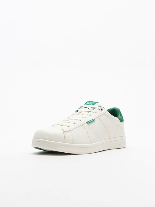 Jack & Jones Baskets jfwBanna Pu blanc