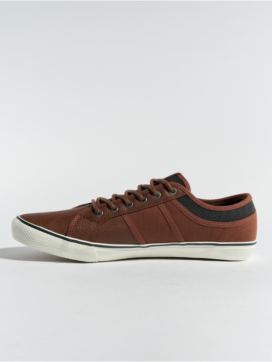 Jack & Jones Baskets jfwRoss PU Mix brun