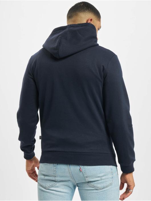 Jack & Jones Bluzy z kapturem jjJeanswear niebieski