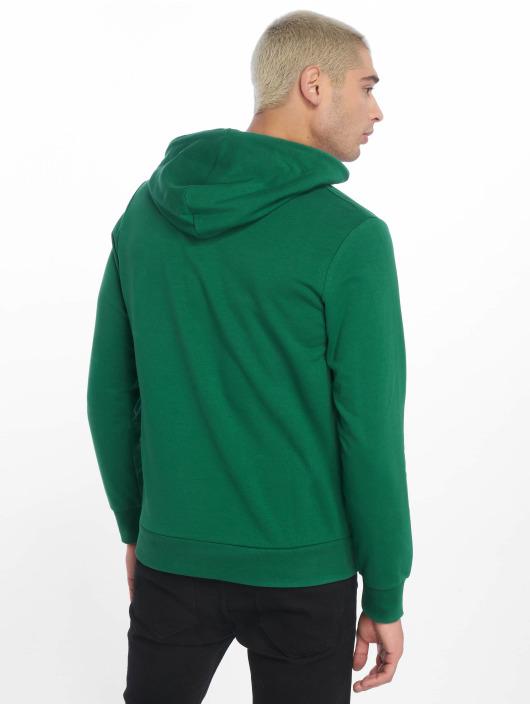 Jack & Jones Bluzy z kapturem jcoBooster zielony