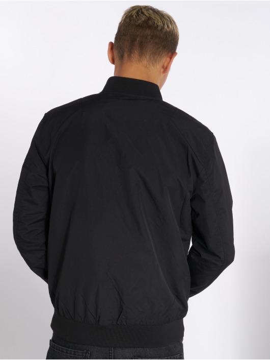 Jack & Jones Bomber jacket jjePacific black