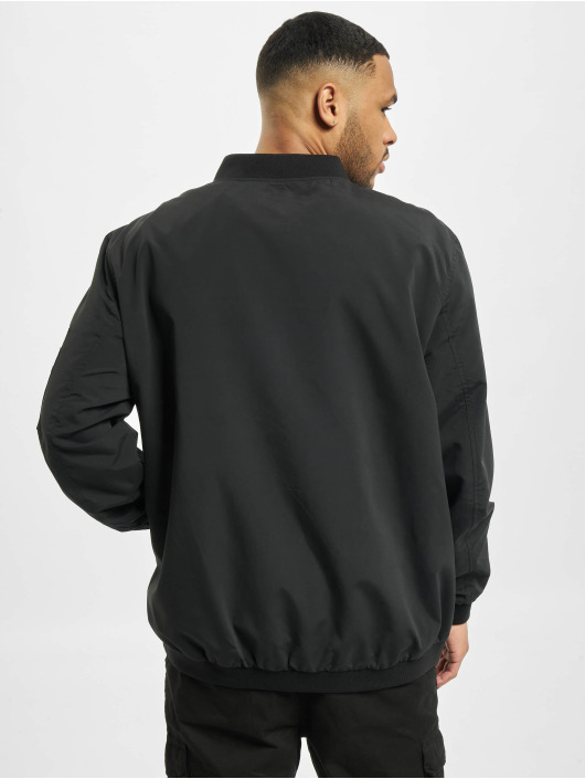 Jack & Jones Bomber jacket jjeRush black